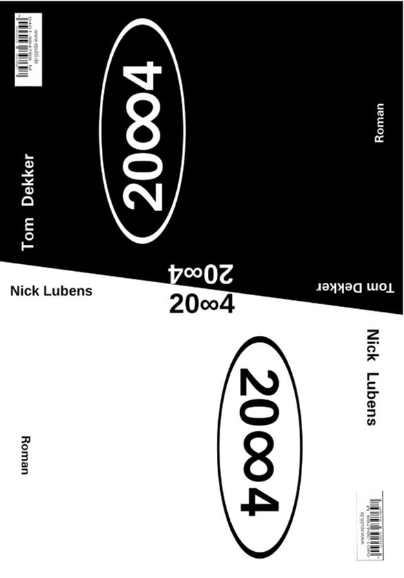 Cover Buch 20∞4, Nick Lubens